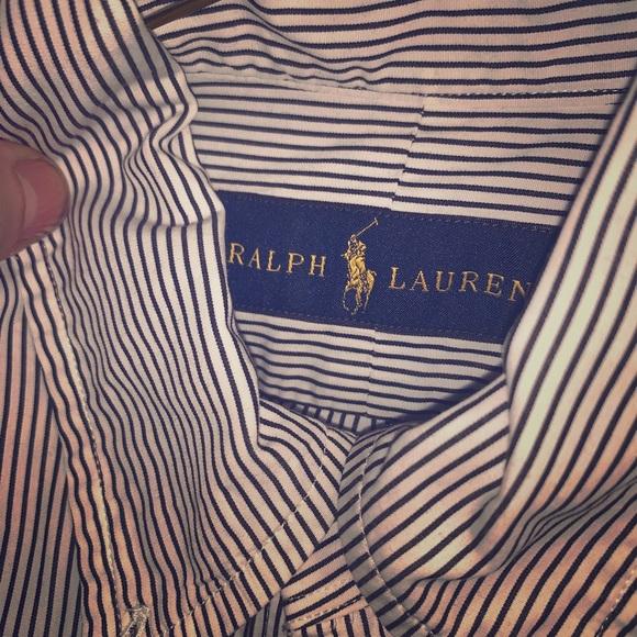 Ralph Lauren Black Label Other - New polo store limited run dress shirt